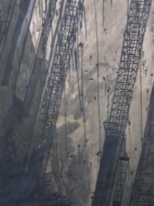 Umeda Sky Building (detail)